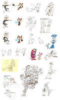 Cartoon Mix 1