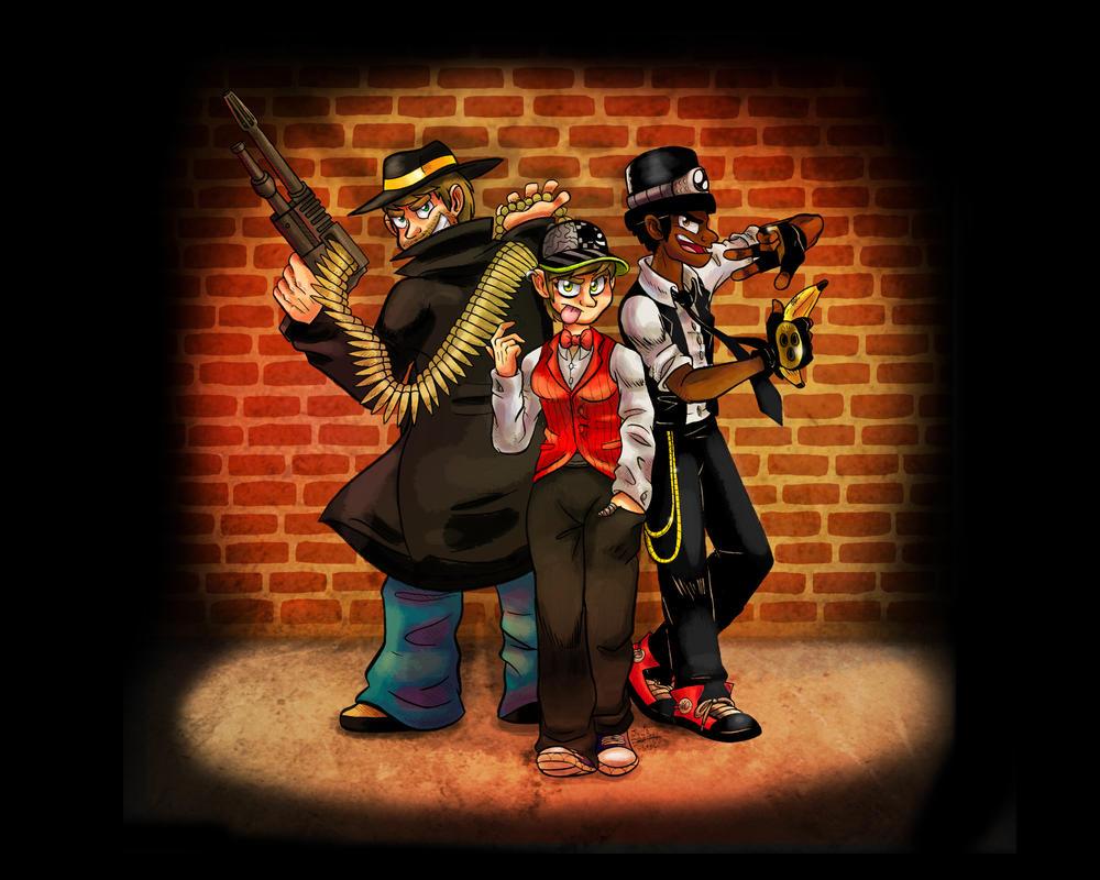 Me Mafia Boiz by Spectrumelf