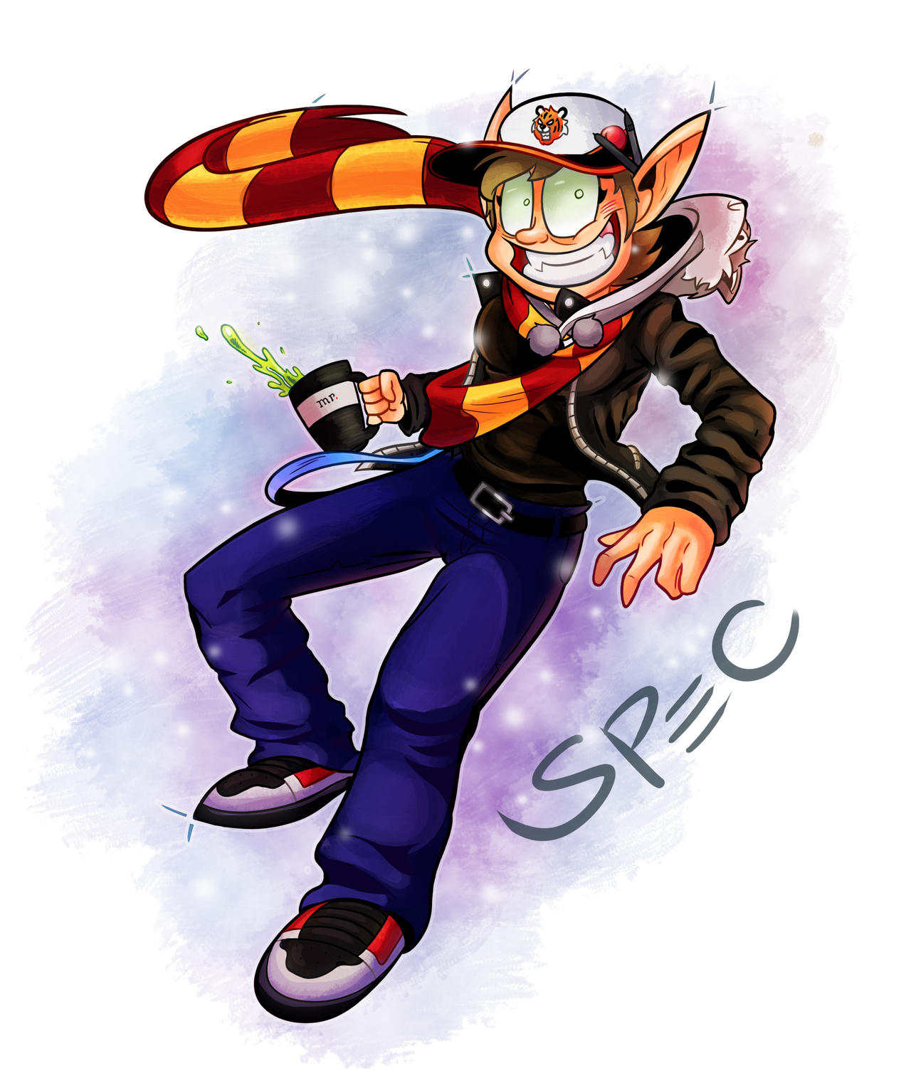 Spectrumelf's Profile Picture