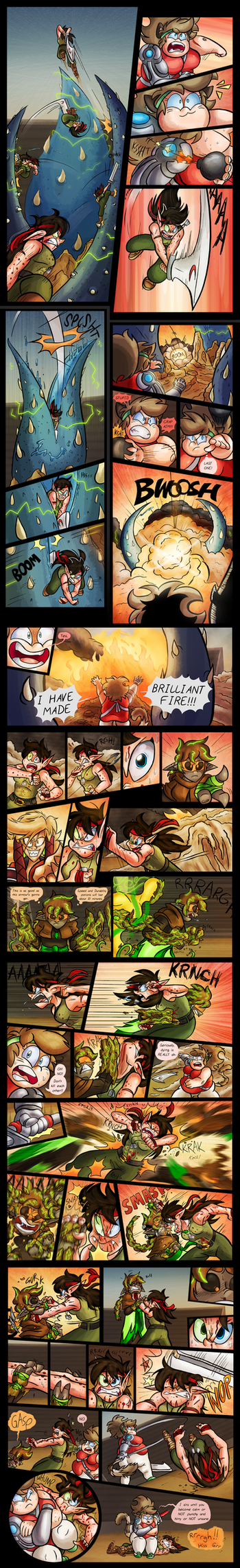 FT-OCT :: Final Round - Kat v Moon v Wryn P4 by Spectrumelf