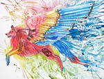 Colors of a Parrot