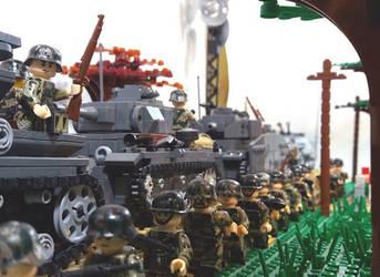 LEGO WW2 -Germany by worldoflego