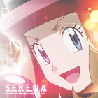 Serena Pokemon x and y Icon Avatar by ichigoluvsrukia
