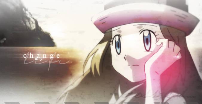 Serena Pokemon x and y