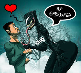 Hi Eddie (Venom 2007) by TheRizkPiecraft