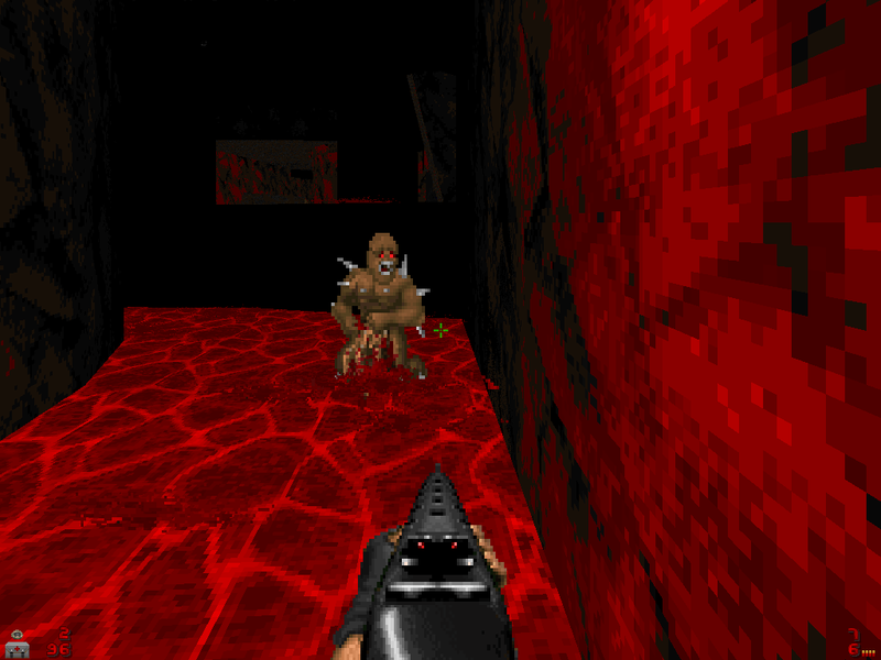 Brutal Doom 4 by Starmansurfer