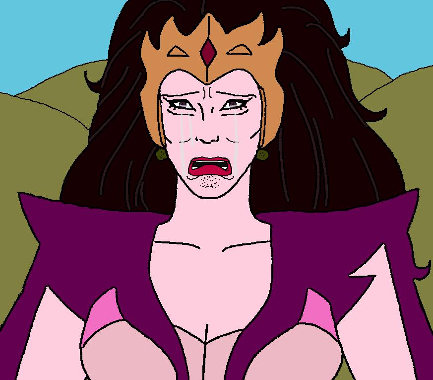 Evil Women Crying: Mesmira 2 by Starmansurfer