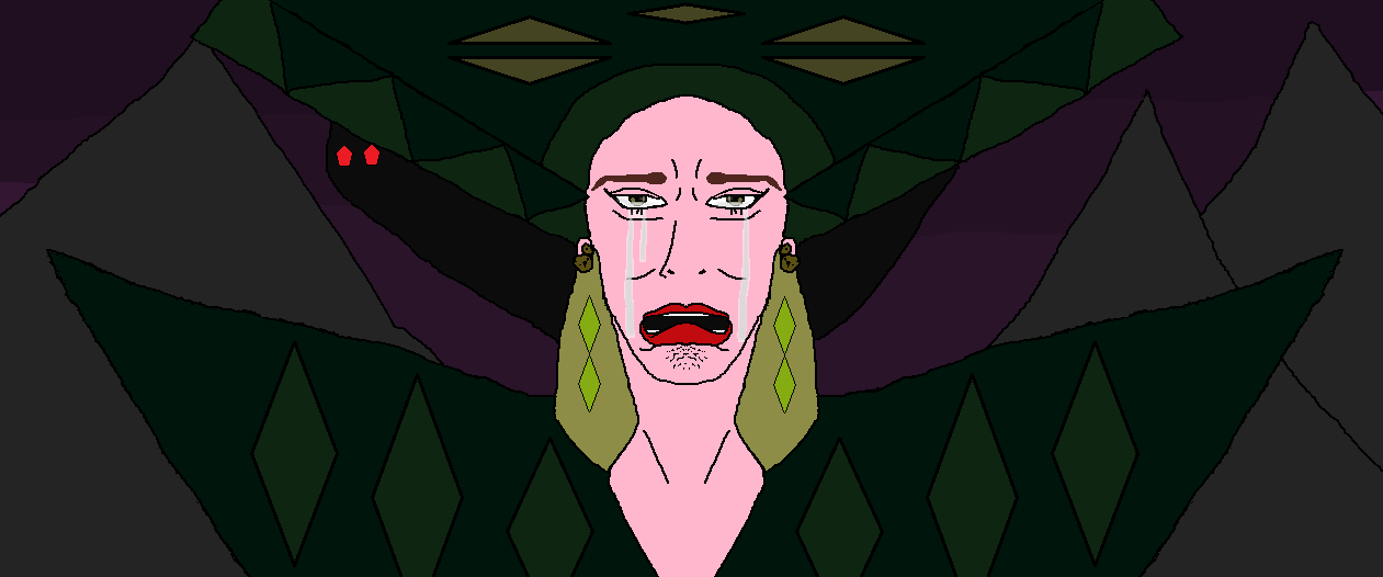 Evil Women Crying: Xayide by Starmansurfer