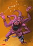 Pink Horror Warhammer 40k Tzeentch's fairy