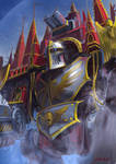 40K Emperor Titan