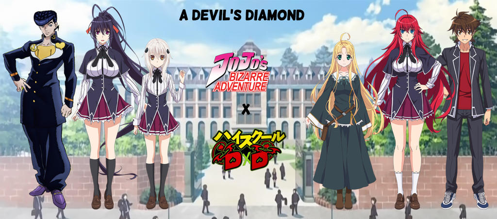 A Devil's Diamond - Josuke and Issei's Harem/s by
