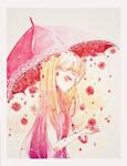 Rain of Roses