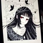Inktober 2017 - #20 - Yuuko