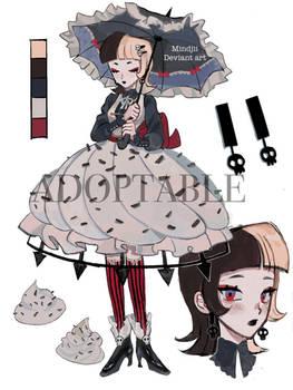 [OPEN]Adoptable auction 09