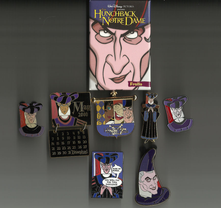 577885f8dd567 Frollo Pins by ChristineFrollophile on DeviantArt