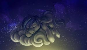 Sleep, honey...