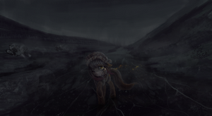 Long dark night