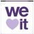 purple we heart it by JessArts