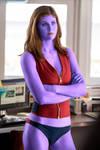 Alexandra Daddario blueberry 2