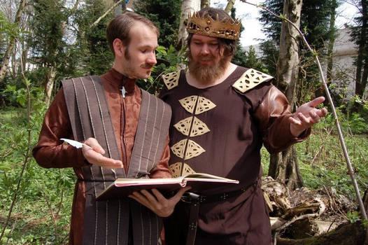 Littlefinger and the King