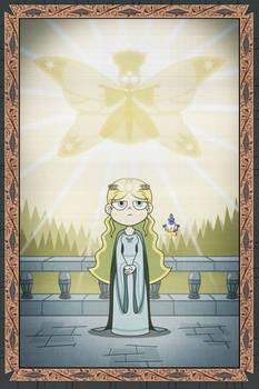 Helia, The Light of Power by jgss0109
