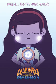 Aurora: The Princess of Another Dimension - Poster