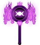 Aurora's Wand - Forbidden Form (Concept)