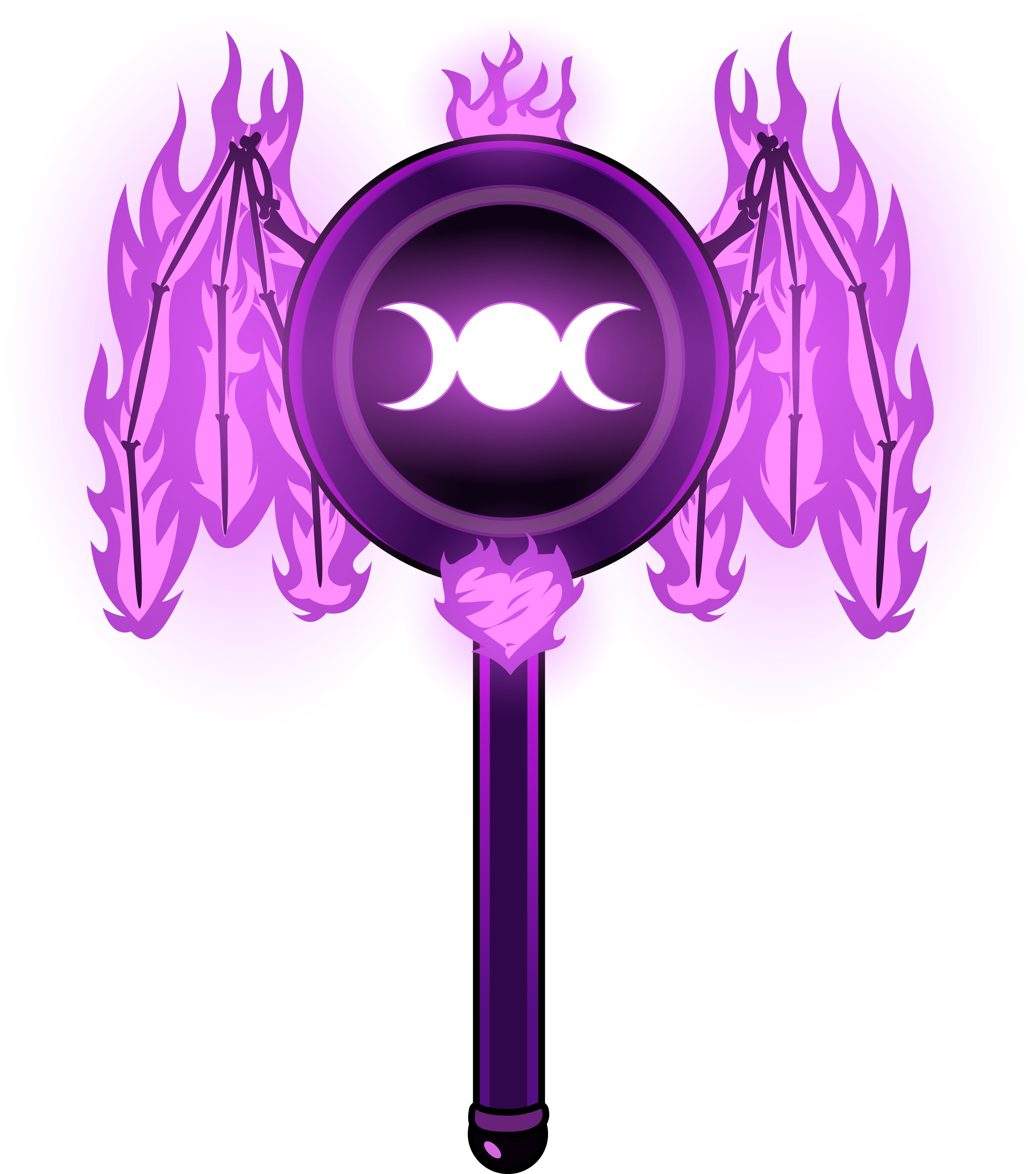 Aurora 39 s wand forbidden form concept by jgss0109 on for Farbideen wand