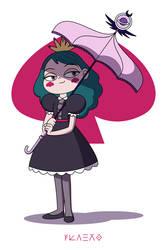 Princess Eclipsa by jgss0109