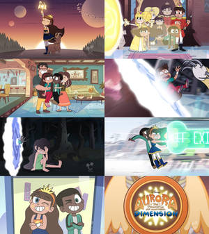 Aurora's Intro - Screenshots