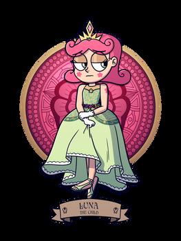 Luna the Child - Curiosities