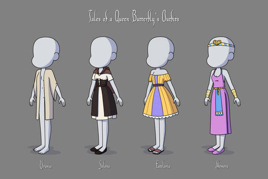 Tales Outfits  1