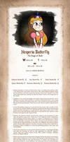 Hesperia the Singer of Dusk - Biography