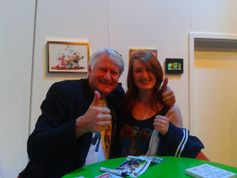 Today I met Charles Martinet. by I-Redeemer-I