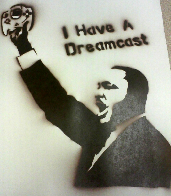 I Have a DreamCAST by les-cerceaux on DeviantArt