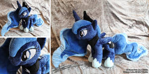 Princess Luna S2 Custom Plushie