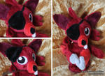 Foxie Five Nights at Freddys 3 inspired Plushie