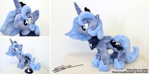 Princess Luna Standing MLP Plushie