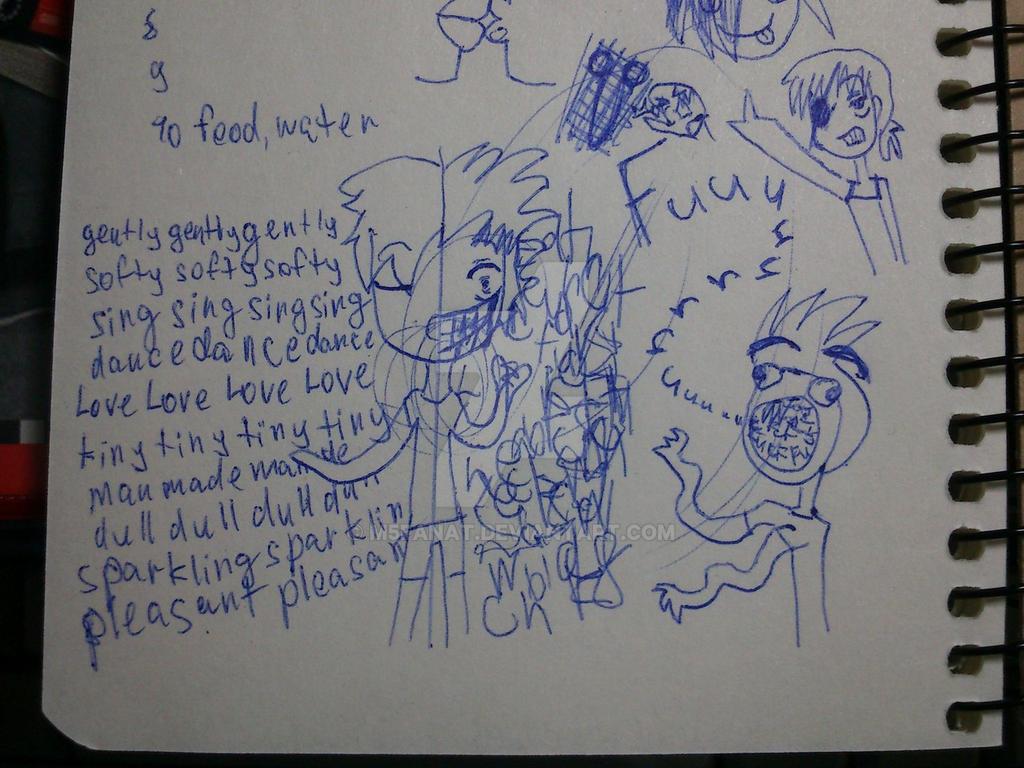 World on my mind part I by M5fanat