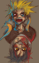 Naruto:Switched by ahnline