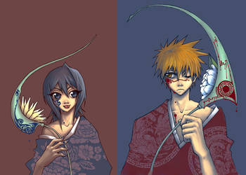 Bleach:No More Funerals by ahnline
