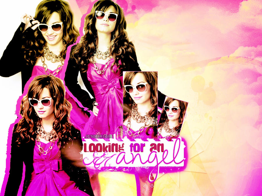 Demi  Lovato  Wallpaper  1 by JoDirectioner