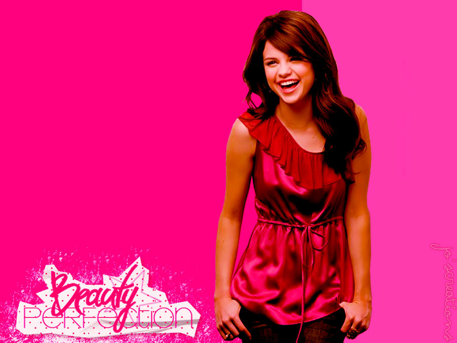 Beauty Perfection-Selena Gomez Wallpaper by JoDirectioner on ...