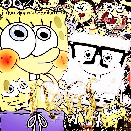Nerd Spongebob Blend By JoDirectioner