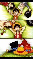 One Piece: Bond of Brothers