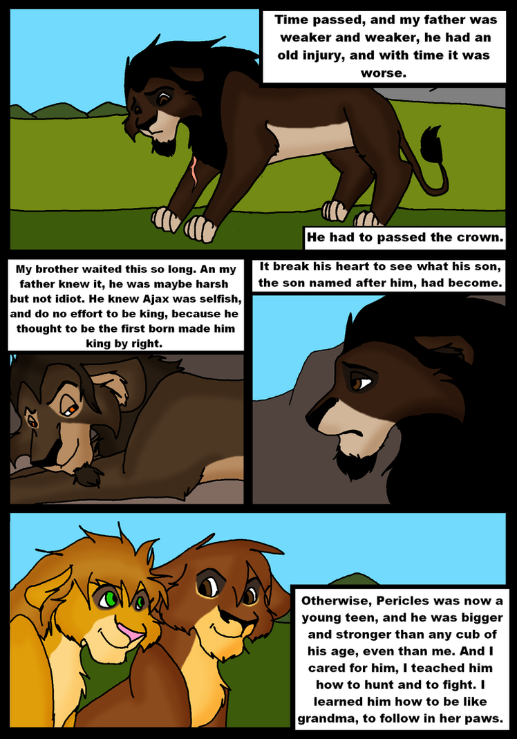 To be a king's mother page 22 by Gemini30