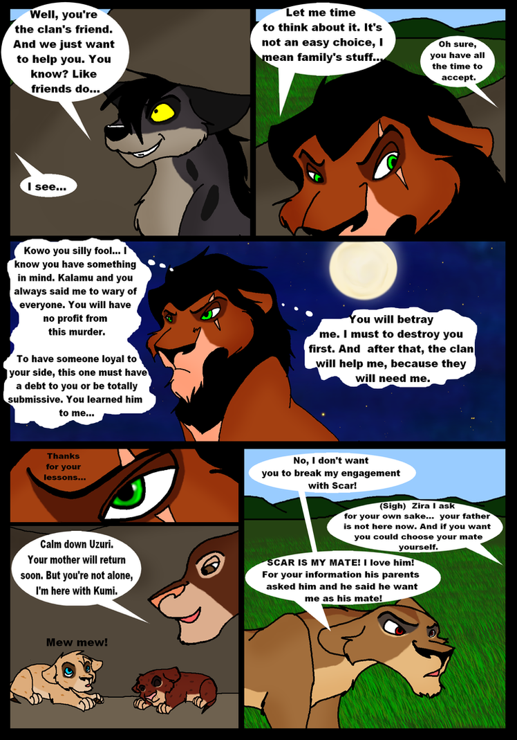 The Lion King Prequel Page 91 by Gemini30