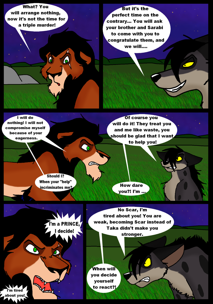 The Lion King Prequel Page 110 by Gemini30