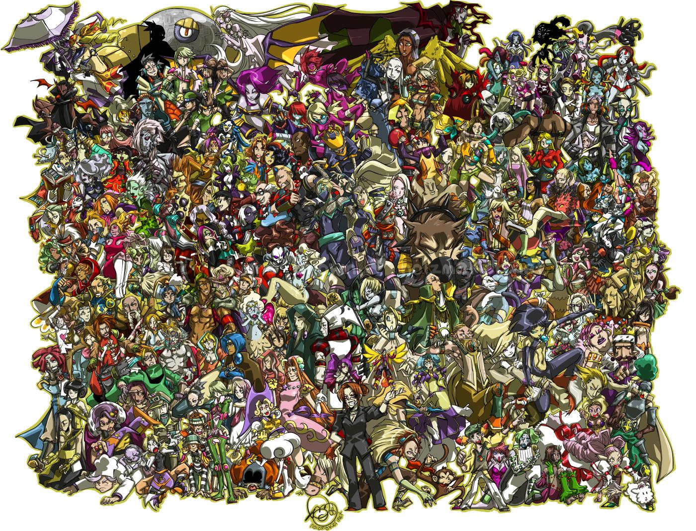 200th Deviaton- 200 Characters by karniz