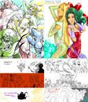 Tegaki: Final Fantasy 001